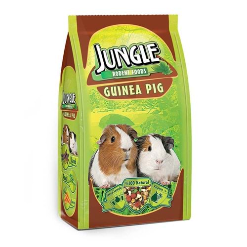 Jungle Ginepig Yemi 500g